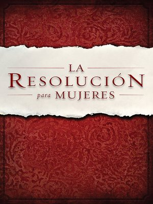 cover image of La Resolución para Mujeres